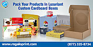 Cardboard Packaging Solutions