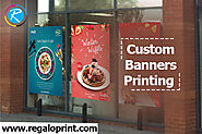 Banners Printing Service – RegaloPrint