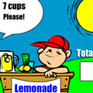 Lemonade Stand Game for Kids - Educational Math Games Online