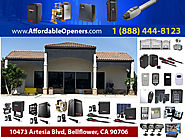 Website at https://www.affordableopeners.com/gate-door-operators.html