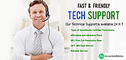Get 24*7 Assistance from QuickBooks Technical Support | Pro Accountant