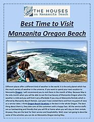 Best time to visit manzanita oregon beach