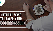 Natural Ways to lower your Blood Pressure – Healthcare and Wellness Articles by WeMa Life