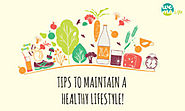 Tips for a Healthy Lifestyle – Healthcare and Wellness Articles by WeMa Life
