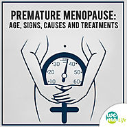 Premature Menopause: Age, Signs, Causes and Treatments – Healthcare and Wellness Articles by WeMa Life