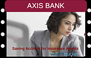 Insurance Agent Saving Account with Axis Bank | WealthBucket |