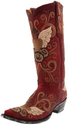 Old Gringo Women's Grace Boot L639-3,Red