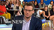 John Green discusses his new book 'Turtles All The Way Down'