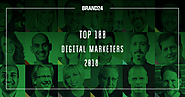 Top 100 Digital Marketers 2018 Report | Brand24
