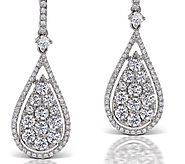 diamond earrings in New York NY