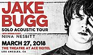March 27 -- Jake Bugg at The Theatre at Ace Hotel