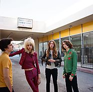 March 31 -- Starcrawler at Lodge Room Highland Park