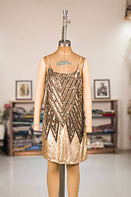 Beaded dress - product 1