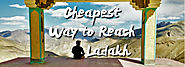The Cheapest way to reach Ladakh - Travel Tips | Insane Traveller