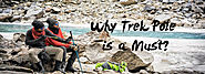 Why Trekking Pole is a must during a Trek? - Trekking Tip | Insane Traveller
