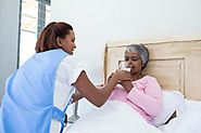 How a Home Health Aide Makes Life Easier