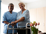 Senior Care: Preventing Falls at Home