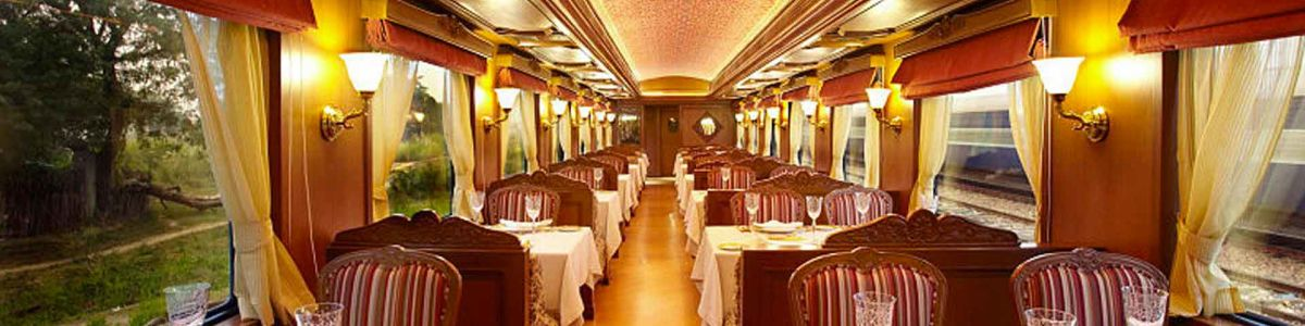 Headline for India Luxury Train