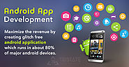 Android Application Development Company | Hire Android Developer in India