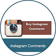 Buy Instagram Comments | Price Starts From $5