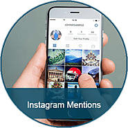 Buy Instagram Mentions | Price Starts From $33
