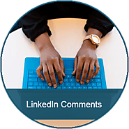 Buy LinkedIn Comments | Price Starts From $15