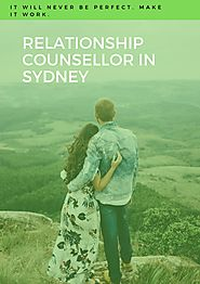 Relationship Counsellor in Sydney