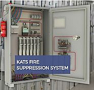 Establish the Fire Suppression System and Enhance the Protection against Fire