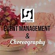 Event Management Services | Event Management Companies | Corporate Events @singularies.in