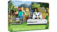 Microsoft Xbox One S Minecraft bundle: $249+free game - Zappy Deals