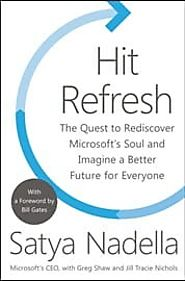 Satya Nadella's Hit Refresh at Microsoft Store - Zappy Deals