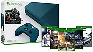 Save $30.00 on Xbox One S 500GB Console - Gears of War 4 Bundle + 2 Free Games - Zappy Deals