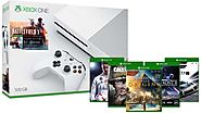 $30.00 Off on Xbox One S 500GB Console - Battlefield 1 Bundles + 2 Free Games! - Zappy Deals