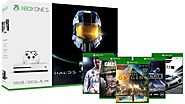 $30.00 Off on Xbox One S 500GB Console - Ultimate Halo Bundle + 2 Free Games - Zappy Deals