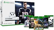 $30.00 Off on Xbox One S 500GB Console – Madden NFL 18 Bundle + 2 Free Games - Zappy Deals
