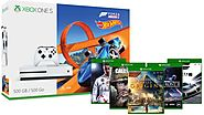Xbox One S 500GB Console – Forza Horizon 3 Hot Wheels Bundle + 2 Free Games - Zappy Deals