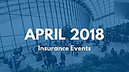Insurance Events to Attend in April 2018 | Brown & Joseph, LLC