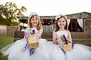 Flower Girl Dresses – Ruffles & Bowties Bowtiqu – Medium