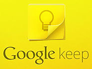 RECORDAR - Google Keep
