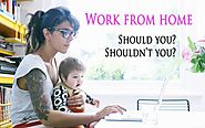 The Convenience And Advantages Of Work From Home - flexibees