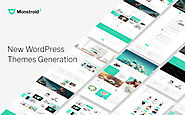 Monstroid2 - Multipurpose WordPress Theme Design & Photography Architecture Construction Company Template