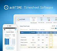 actiTIME - Time Tracking & Scope Management Software