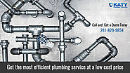 our plumbing specialists for residential plumbing Houston to get the job done in no time