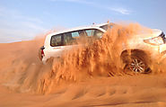Evening Desert Safari Dubai - 4x4 Pick & Drop @115Dh - 055 959 2333
