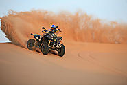 Best of Dubai Desert Safari with free quad bike @200AED