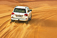Desert Safari, Dubai City Tour and Dhow Cruise Combo Packages Starting @100AED