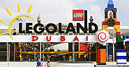 Ultimate destination for fun at Legoland Dubai @ 280 AED
