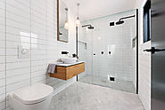 Ensuite - Contemporary - Bathroom - Melbourne - by Ardent Architects