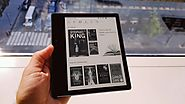 A New Kindle Oasis Has Bigger and Waterproof Screen