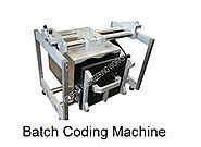Offline Batch Coding Machine, Batch Printing Machine